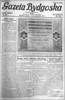 Gazeta Bydgoska 1929.10.04 R.8 nr 229