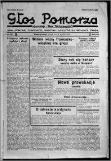 """Głos Pomorza : dawniej """"Głos Wąbrzeski"""" : pismo społeczne, gospodarcze, oświatowe i polityczne dla wszystkich stanów 1938.12.31, R. 20, nr 151"""