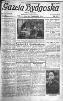 Gazeta Bydgoska 1929.10.19 R.8 nr 242