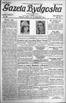 Gazeta Bydgoska 1929.10.26 R.8 nr 248
