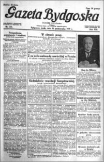 Gazeta Bydgoska 1929.10.30 R.8 nr 251