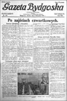 Gazeta Bydgoska 1929.11.05 R.8 nr 255
