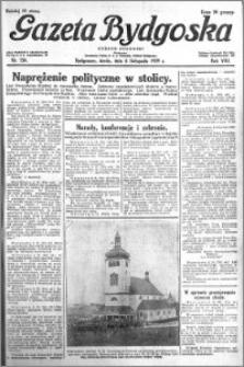 Gazeta Bydgoska 1929.11.06 R.8 nr 256