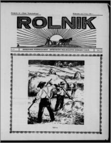 """Rolnik : dodatek poświęcony sprawom rolniczym : organ T.R.P. : dodatek do """"Głosu Wąbrzeskiego"""" 1936.07.09, R. 6, nr 21 [i.e. 25]"""