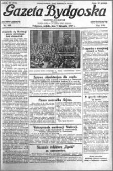 Gazeta Bydgoska 1929.11.09 R.8 nr 259
