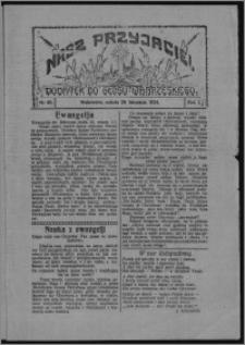 """Nasz Przyjaciel : dodatek do """"Głosu Wąbrzeskiego"""" 1924.11.29, R. 1, nr 40"""