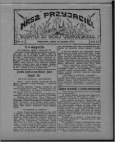 """Nasz Przyjaciel : dodatek do """"Głosu Wąbrzeskiego"""" 1925.01.31, R. 2, nr 5"""
