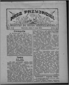 """Nasz Przyjaciel : dodatek do """"Głosu Wąbrzeskiego"""" 1925.03.07, R. 2, nr 10"""