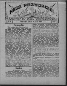 """Nasz Przyjaciel : dodatek do """"Głosu Wąbrzeskiego"""" 1925.03.14, R. 2, nr 11"""
