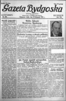 Gazeta Bydgoska 1929.11.13 R.8 nr 262