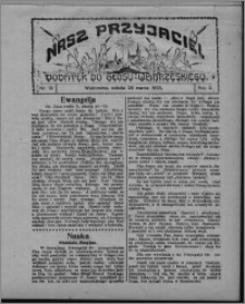 """Nasz Przyjaciel : dodatek do """"Głosu Wąbrzeskiego"""" 1925.03.28, R. 2, nr 13"""