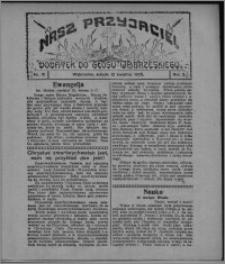 """Nasz Przyjaciel : dodatek do """"Głosu Wąbrzeskiego"""" 1925.04.11, R. 2, nr 15"""