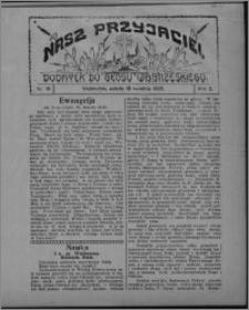 """Nasz Przyjaciel : dodatek do """"Głosu Wąbrzeskiego"""" 1925.04.18, R. 2, nr 16"""