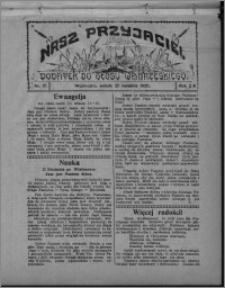 """Nasz Przyjaciel : dodatek do """"Głosu Wąbrzeskiego"""" 1925.04.25, R. 2, nr 17"""