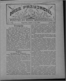"""Nasz Przyjaciel : dodatek do """"Głosu Wąbrzeskiego"""" 1925.05.02, R. 2, nr 18"""