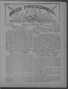 """Nasz Przyjaciel : dodatek do """"Głosu Wąbrzeskiego"""" 1925.05.09, R. 2, nr 19"""