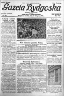 Gazeta Bydgoska 1929.11.14 R.8 nr 263