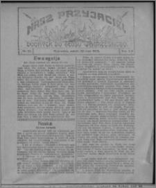"""Nasz Przyjaciel : dodatek do """"Głosu Wąbrzeskiego"""" 1925.05.30, R. 2, nr 22"""