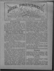 """Nasz Przyjaciel : dodatek do """"Głosu Wąbrzeskiego"""" 1925.06.06, R. 2, nr 23"""