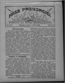 """Nasz Przyjaciel : dodatek do """"Głosu Wąbrzeskiego"""" 1925.06.13, R. 2, nr 24"""