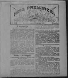 """Nasz Przyjaciel : dodatek do """"Głosu Wąbrzeskiego"""" 1925.06.20, R. 2, nr 25"""