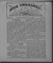 """Nasz Przyjaciel : dodatek do """"Głosu Wąbrzeskiego"""" 1925.06.27, R. 2, nr 26"""