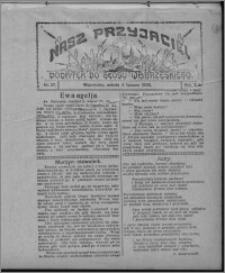 """Nasz Przyjaciel : dodatek do """"Głosu Wąbrzeskiego"""" 1925.07.04, R. 2, nr 27"""