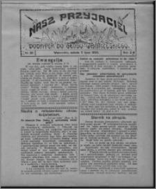 """Nasz Przyjaciel : dodatek do """"Głosu Wąbrzeskiego"""" 1925.07.11, R. 2, nr 28"""