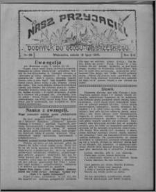 """Nasz Przyjaciel : dodatek do """"Głosu Wąbrzeskiego"""" 1925.07.18, R. 2, nr 29"""