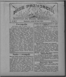 """Nasz Przyjaciel : dodatek do """"Głosu Wąbrzeskiego"""" 1925.07.25, R. 2, nr 30"""