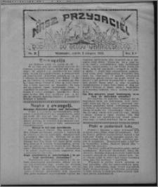 """Nasz Przyjaciel : dodatek do """"Głosu Wąbrzeskiego"""" 1925.08.01, R. 2, nr 31"""