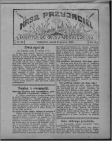 """Nasz Przyjaciel : dodatek do """"Głosu Wąbrzeskiego"""" 1925.08.08, R. 2, nr 32"""
