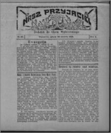 """Nasz Przyjaciel : dodatek do """"Głosu Wąbrzeskiego"""" 1925.08.29, R. 2, nr 35"""