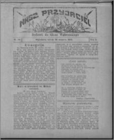 """Nasz Przyjaciel : dodatek do """"Głosu Wąbrzeskiego"""" 1925.09.26, R. 2, nr 39"""