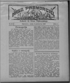 """Nasz Przyjaciel : dodatek do """"Głosu Wąbrzeskiego"""" 1925.10.03, R. 2, nr 40"""