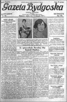 Gazeta Bydgoska 1929.11.16 R.8 nr 265
