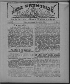 """Nasz Przyjaciel : dodatek do """"Głosu Wąbrzeskiego"""" 1925.12.12, R. 2, nr 50"""