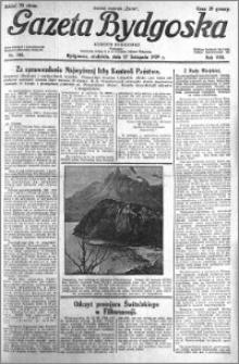 Gazeta Bydgoska 1929.11.17 R.8 nr 266
