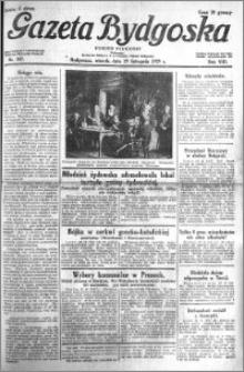 Gazeta Bydgoska 1929.11.19 R.8 nr 267