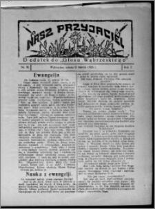 """Nasz Przyjaciel : dodatek do """"Głosu Wąbrzeskiego"""" 1926.03.06, R. 3, nr 10"""