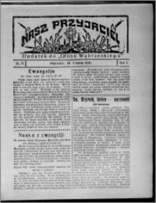 """Nasz Przyjaciel : dodatek do """"Głosu Wąbrzeskiego"""" 1926.04.24, R. 3, nr 17"""