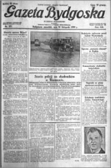 Gazeta Bydgoska 1929.11.21 R.8 nr 269