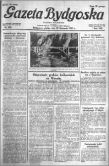 Gazeta Bydgoska 1929.11.22 R.8 nr 270