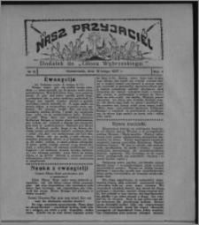 """Nasz Przyjaciel : dodatek do """"Głosu Wąbrzeskiego"""" 1927.02.19, R, 4, nr 8"""