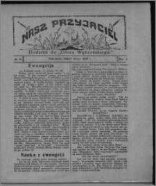 """Nasz Przyjaciel : dodatek do """"Głosu Wąbrzeskiego"""" 1927.03.19, R. 4, nr 12"""