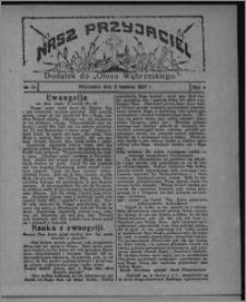 """Nasz Przyjaciel : dodatek do """"Głosu Wąbrzeskiego"""" 1927.04.02, R. 4, nr 14"""
