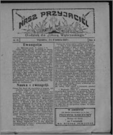 """Nasz Przyjaciel : dodatek do """"Głosu Wąbrzeskiego"""" 1927.04.09, R. 4, nr 15"""