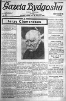 Gazeta Bydgoska 1929.11.26 R.8 nr 273
