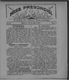 """Nasz Przyjaciel : dodatek do """"Głosu Wąbrzeskiego"""" 1927.04.16, R. 4, nr 16"""