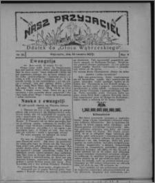 """Nasz Przyjaciel : dodatek do """"Głosu Wąbrzeskiego"""" 1927.04.30, R. 4, nr 18"""